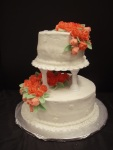 Beer Can Wedding Cake